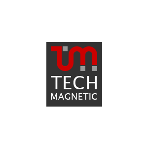 Tech Magnetic Logo